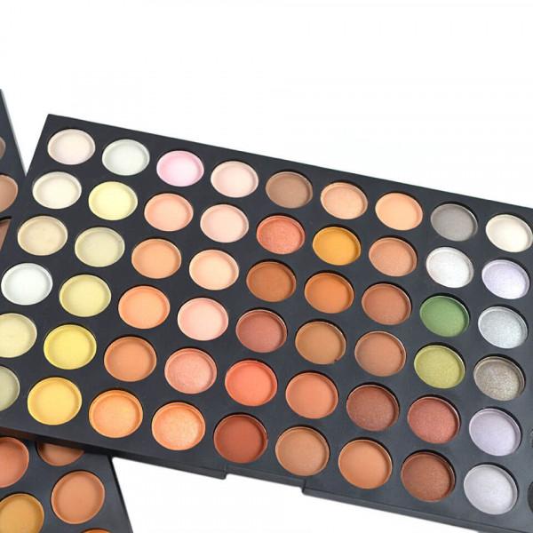 Poze Trusa Farduri 120 culori Fraulein38 Neutral Nude