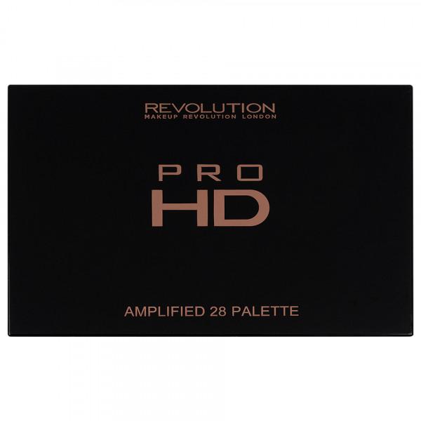 Poze Trusa Farduri MakeUp Revolution PRO HD Amplified