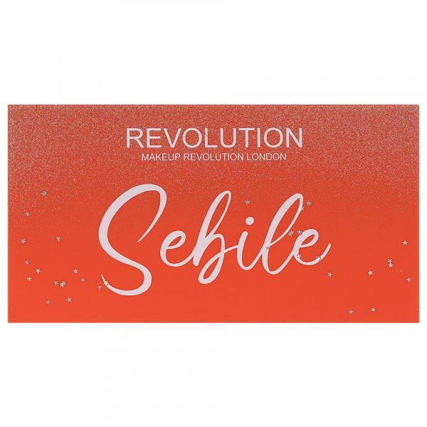 Poze Trusa Farduri MakeUp Revolution X Sebile Day 2 Day Shadow Palette