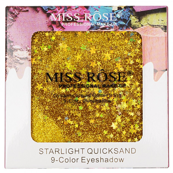 Poze Trusa Farduri Miss Rose Complete Beauty #02