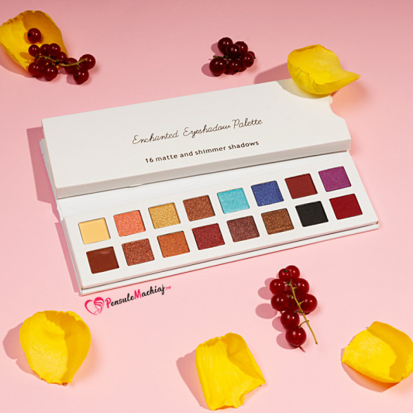 Poze Trusa Farduri Profesionale Enchanted Palette
