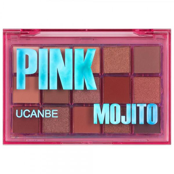 Poze Trusa Farduri UCANBE Pink Mojito