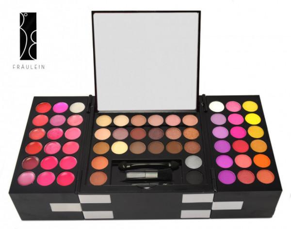 Poze Trusa Machiaj Multifunctionala 148 culori cu blush, concealer si ruj Full Make Up Premium Palette