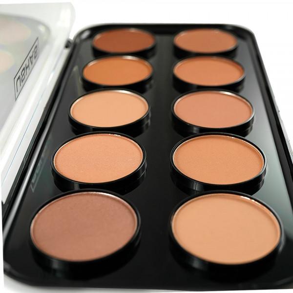 Poze Trusa Pudra Contur fata 10 nuante - Powder Contouring Palette