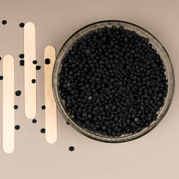 Poze Ceara Epilat Elastica Granule SensoPRO Milano Brazilian Black Pearls, 500g