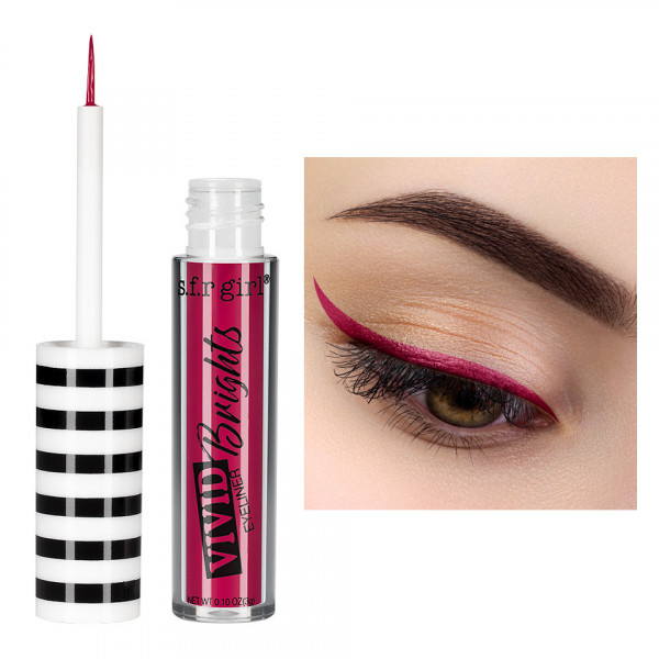Poze Eyeliner Colorat S.F.R Girl Vivid Brights #08