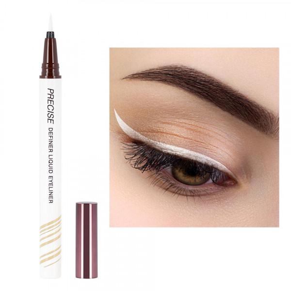 Poze Eyeliner Colorat tip Carioca UCANBE White