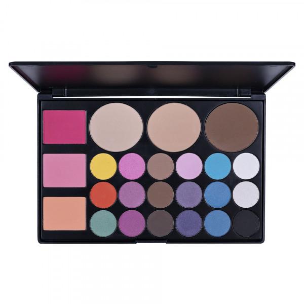 Poze Paleta Machiaj 24 culori cu blush si pudra Coquette Make-Up