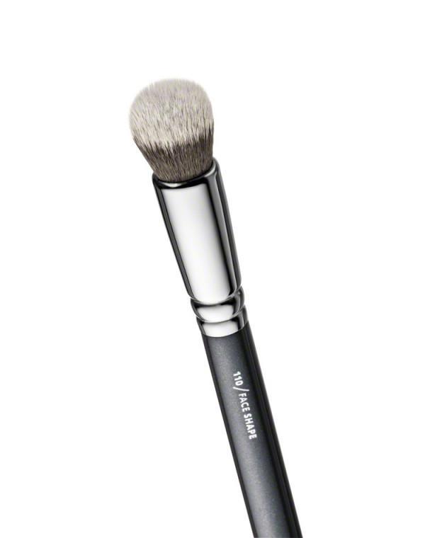 Poze Pensula Machiaj - 110 Face Shape Makeup Secrets