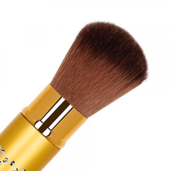 Poze Pensula Machiaj Luxury Powder Brush Silk - model la alegere