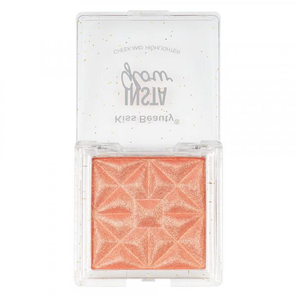 Poze Pudra Iluminatoare Kiss Beauty Insta Glow #06
