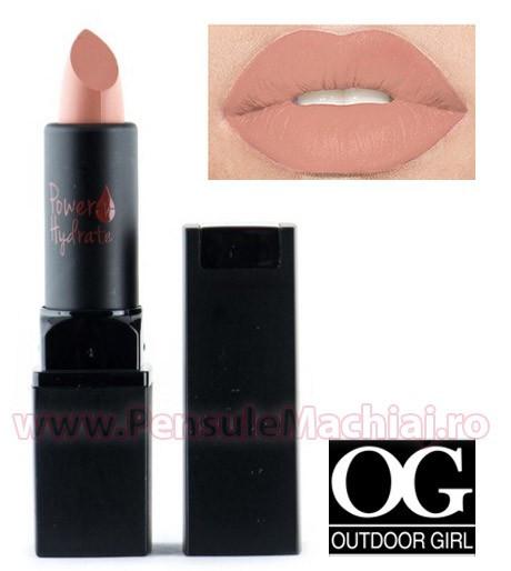 Ruj Mat Pure Matte Lipstick #207 - Nude Delight