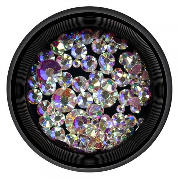 Poze Strasuri Machiaj Precious Diamonds #01, LUXORISE