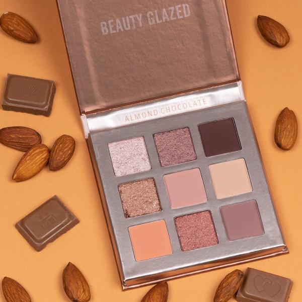 Poze Trusa Farduri Beauty Glazed Almond Chocolate