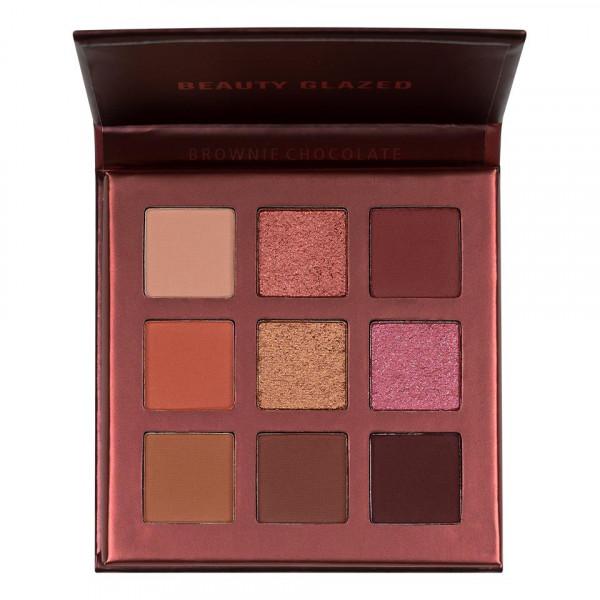 Poze Trusa Farduri Beauty Glazed Brownie Chocolate