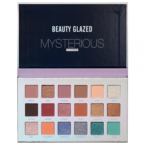 Poze Trusa Farduri Beauty Glazed Mysterious