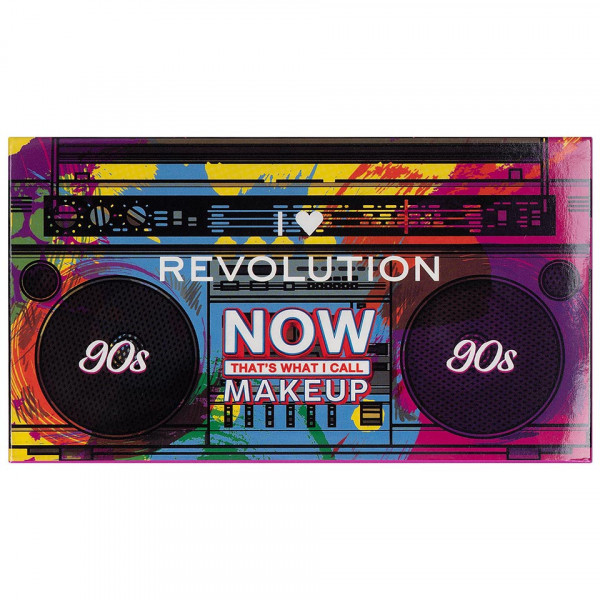 Poze Trusa Farduri Makeup Revolution NOW That's What I Call Makeup 90s Palette