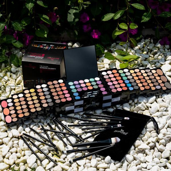 Poze Trusa Machiaj Multifunctionala Ultimate Celebrity 148 culori SensoPRO