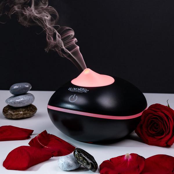 Poze Difuzor Aromaterapie PURE VIBES pentru Uleiuri Esentiale - LUXORISE, Black