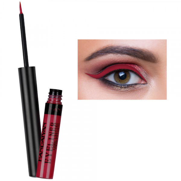 Poze Eyeliner Colorat #08 Handaiyan - Rich Burgundy