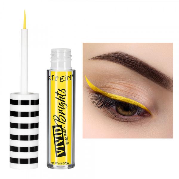 Poze Eyeliner Colorat S.F.R Girl Vivid Brights #09