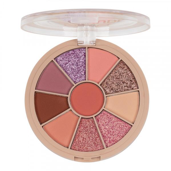 Poze Fard de Pleoape S.F.R Color Light Nude, 10 nuante