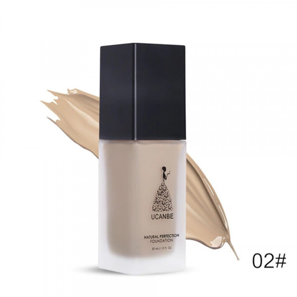 Poze Fond de Ten UCANBE #02 Natural Perfection Foundation