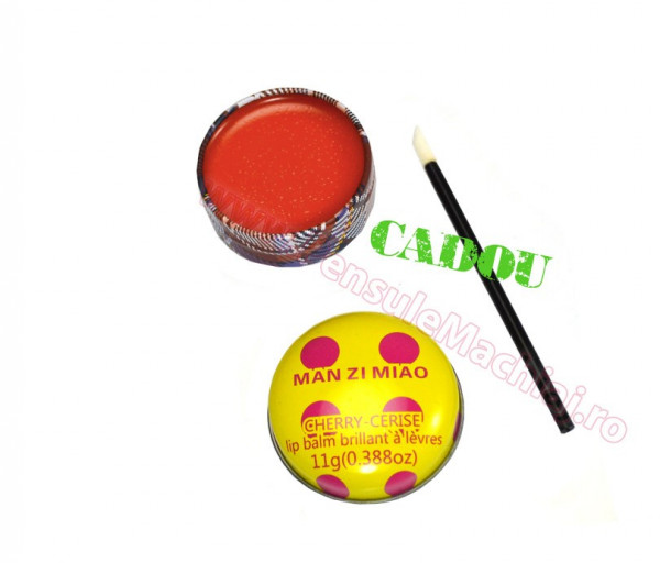 Poze Lip Balm Soft Lips #02 - Cherry Lips