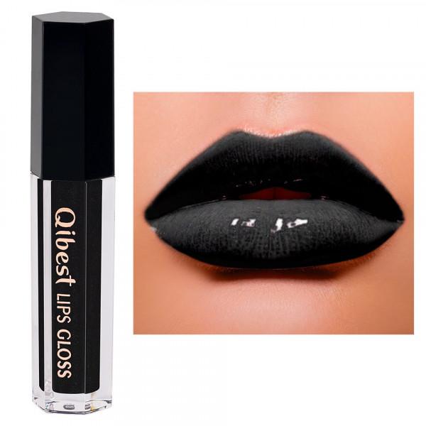 Poze Lip Gloss Charming Black Qibest #06