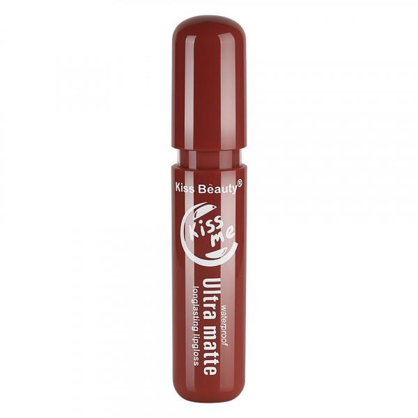 Poze Lipgloss Ultra Matte Kiss Beauty, Kiss Me #12