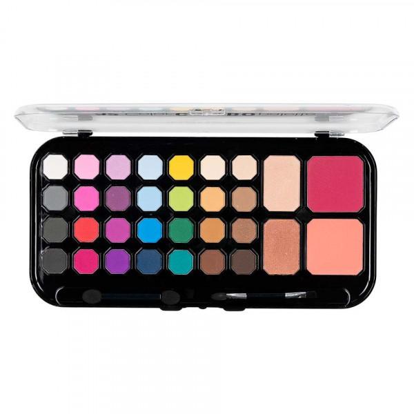 Poze Paleta Machiaj 32 culori cu pudra si blush Marzipan Palette