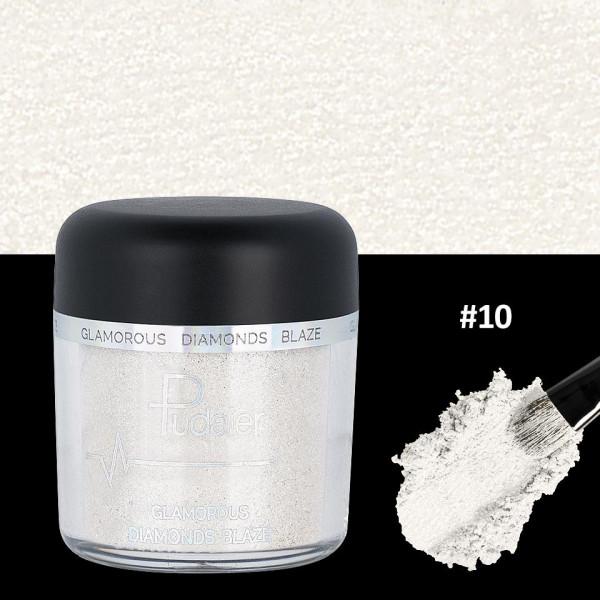 Poze Pigment Machiaj Ochi #10 Pudaier - Glamorous Diamonds
