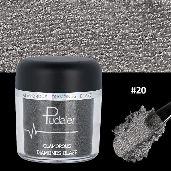 Poze Pigment Machiaj Ochi #20 Pudaier - Glamorous Diamonds