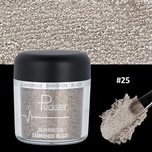 Poze Pigment Machiaj Ochi #25 Pudaier - Glamorous Diamonds
