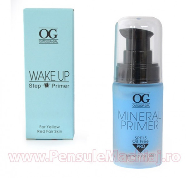 Poze Primer machiaj - Wake Up Primer Blue