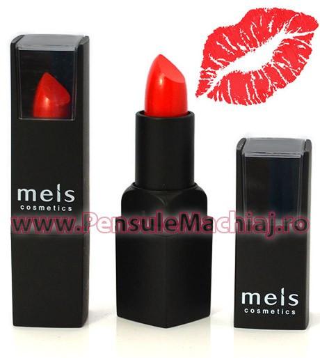 Poze Ruj Hidratant - Lipstick Meis #04 - Red Alert