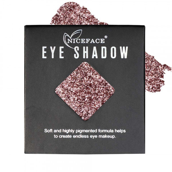 Poze Sclipici ochi pulbere compacta NiceFace Precious Glam #41