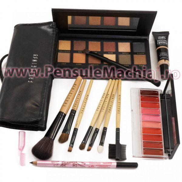 Poze Set de Machiaj Rich Gold Collection