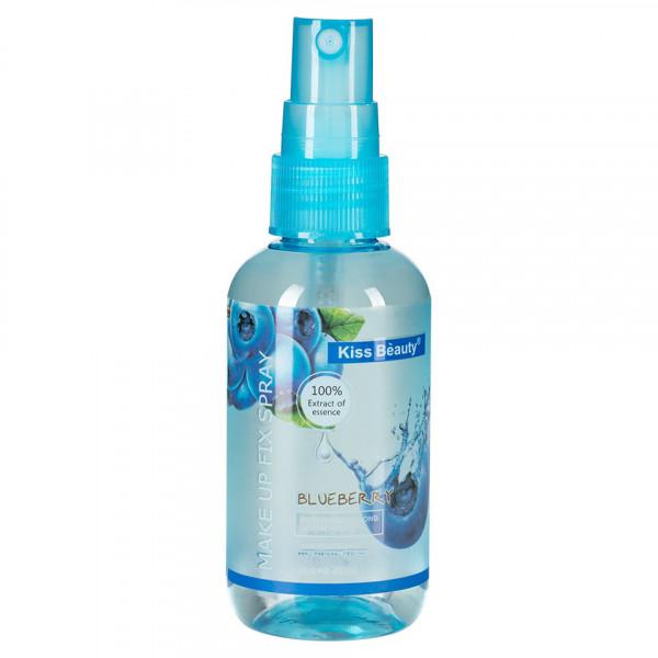 Poze Spray Fixare Machiaj Kiss Beauty Aroma de Afine, 75ml