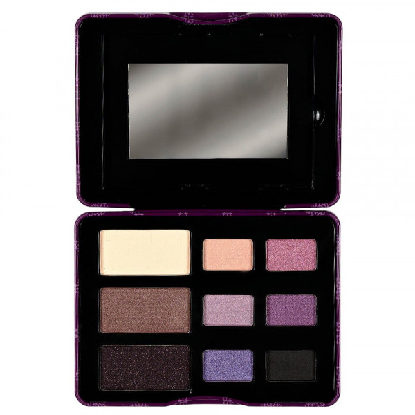 Poze Trusa Farduri 9 culori Eyeshadow USHAS Changeable Eyes #01