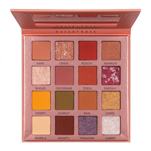 Poze Trusa Farduri Beauty Glazed Desert Rose A