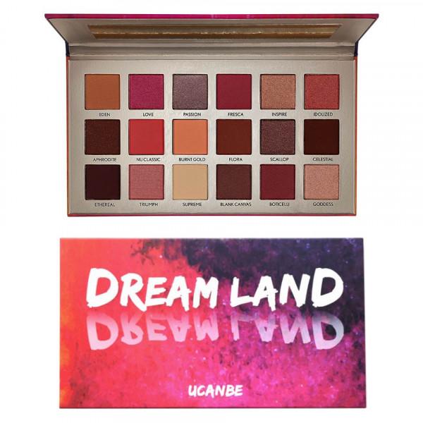 Poze Trusa Farduri Pigmentate 18 Culori UCANBE Dream Land