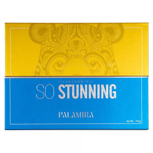 Poze Trusa Machiaj 63 culori Beauty Glazed PALAMIRA So Stunning