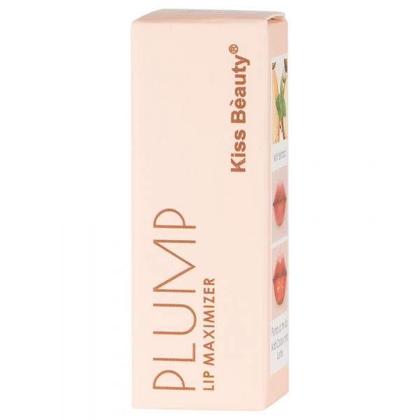 Poze Balsam Buze pentru Volum Kiss Beauty Plump Lip Maximizer
