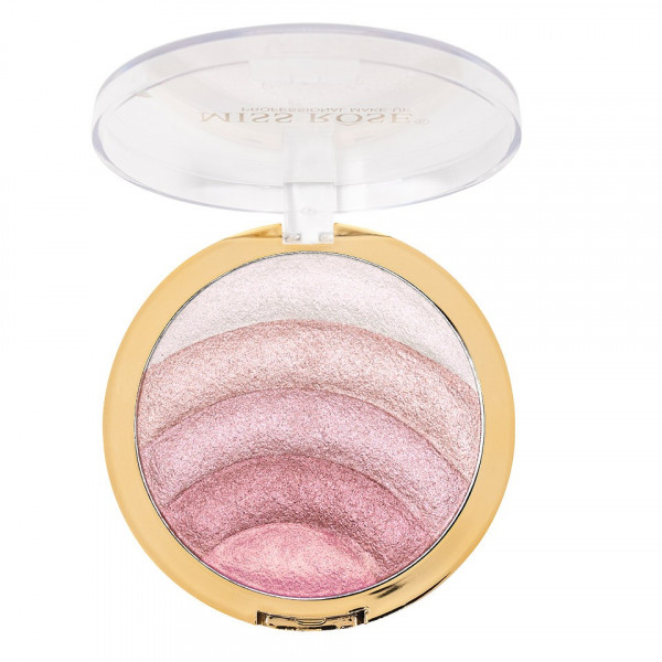 Poze Blush Iluminator Miss Rose Pink Shine #03