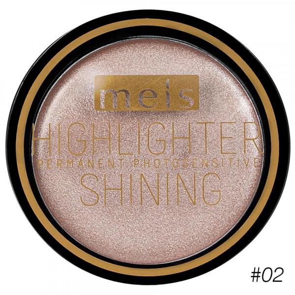 Poze Crema Iluminatoare Fata Meis Permanent Photosensitive Shining #02