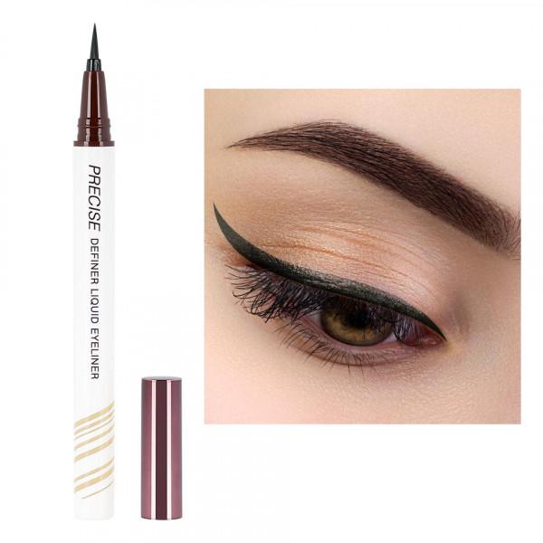 Poze Eyeliner Colorat tip Carioca UCANBE Grey Green