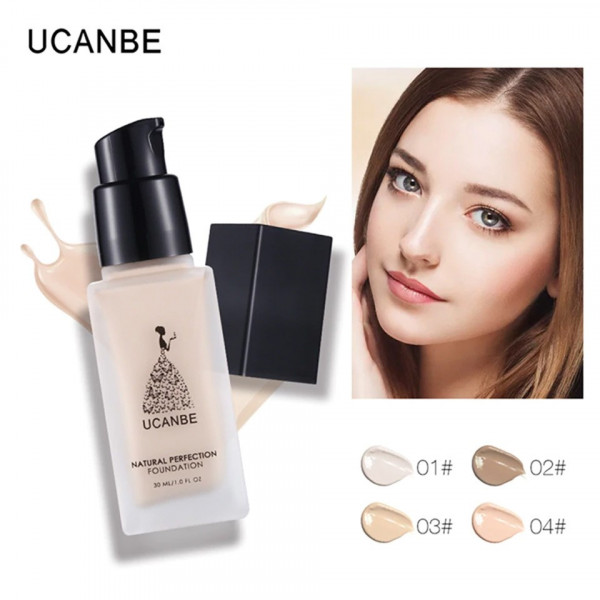 Poze Fond de Ten UCANBE #02 Natural Perfection Foundation, 30 ml