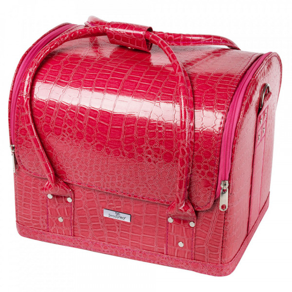 Poze Geanta Produse Cosmetice SensoPRO Milano, Pink