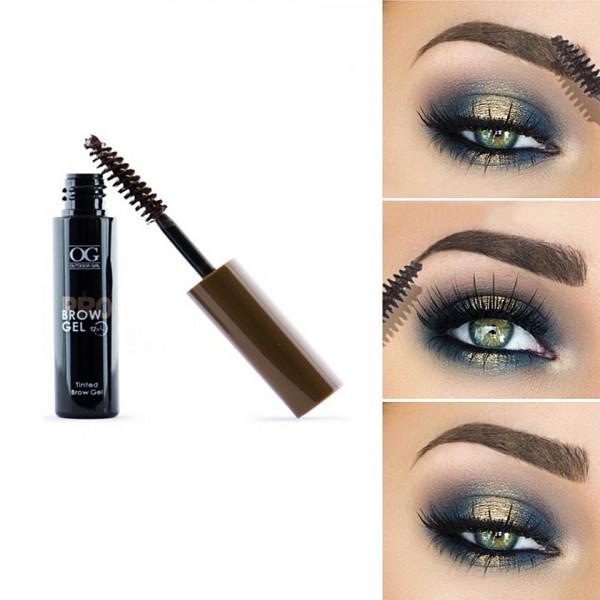 Poze Gel Sprancene Magnifique - Perfect Eyebrow Gel, 5g
